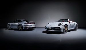 Top-of-the-range 911 with enhanced dynamics