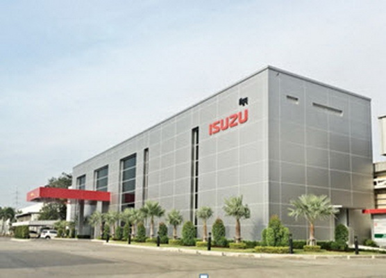 Isuzu to temporarily suspend vehicle production in Thailand due to component shortage and market shrinkage