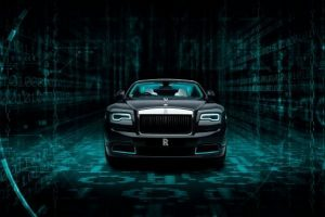 ROLLS-ROYCE RELEASES INTERACTIVE GAME INSPIRED BY WRAITH KRYPTOS COLLECTION